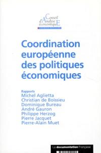 Deedr.fr Coordination européenne des politiques économiques Image