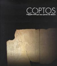 Histoiresdenlire.be COPTOS. L'Egypte antique aux portes du désert Image