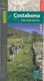 Collectif - Costabona/Alta Vall Del Ter 1/25.000.