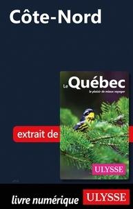Ebooks epub téléchargement gratuit Côte-Nord