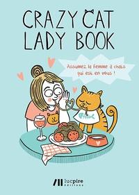 Galabria.be Crazy cat lady book - Assumez la femme à chats qui est en vous! Image
