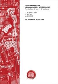 Collectif Culture Bar-Bars - Guide pratique de l'organisation de spectacles.