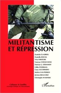 Collectif - Cultures & conflits N° 89 : Militantisme et répression.