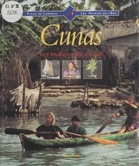 Collectif et  Équipage du Fleur de Lampaul - Cunas, les Indiens du corail.