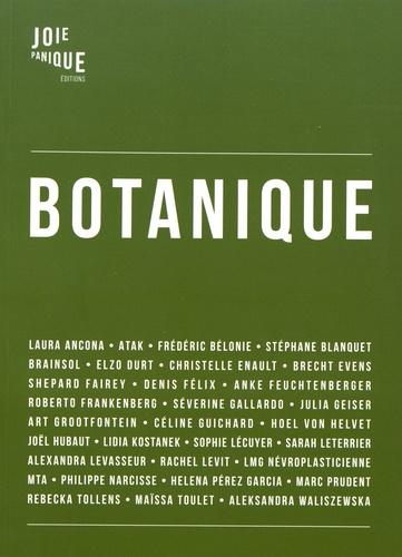 Collectif d'auteurs - Botanique.