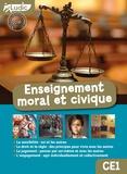 Collectif d'auteurs - Enseignement moral et civique CE1. 1 Clé Usb