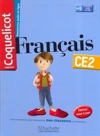 Collectif d'auteurs - Français CE2 Coquelicot.
