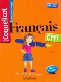 Collectif d'auteurs - Français CM1 Coquelicot.