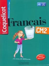 Collectif d'auteurs - Français CM2 Coquelicot.