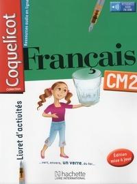 Collectif d'auteurs - Français CM2 Coquelicot - Livret d'activités.