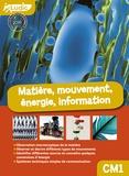 Collectif d'auteurs - Matière-mouvement-énergie-information CM1. 1 Clé Usb