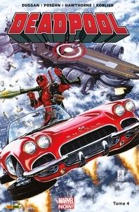 Collectif - Deadpool (2012) T04 - Deadpool contre le S.H.I.E.L.D..