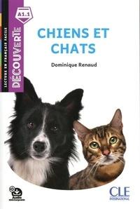Téléchargez gratuitement it books en pdf Découverte Chiens et chats niveau intro 2è éd. en francais MOBI DJVU FB2 par