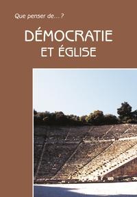 Deedr.fr Démocratie et Eglise Image