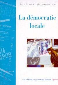Deedr.fr Démocratie locale Image