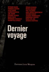 Collectif - Dernier voyage.