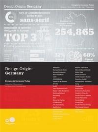 Collectif - Design origin : Germany.