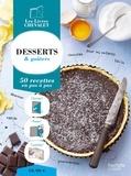 Collectif - Desserts et goûters.