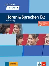 Collectif - Deutsch intensiv Hören & Sprechen B2 - 104.