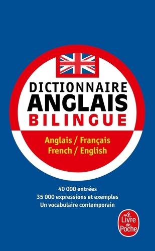 Dictionnaire Anglais Bilingue Anglais Francais French English Anglais Francais Et Francais Anglais Poche