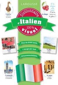 Collectif - Dictionnaire d'italien 100% visuel.