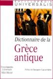 Collectif - Dictionnaire de la Grèce antique.