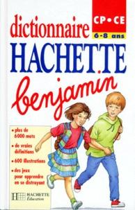 Deedr.fr Dictionnaire Hachette benjamin - CP-CE, 6-8 ans Image