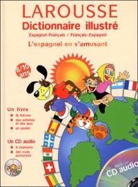 Deedr.fr Dictionnaire illustré Espagnol-Français/Français-Espagnol, Avec CD audio Image