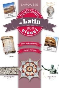 Collectif - Dictionnaire visuel de latin.