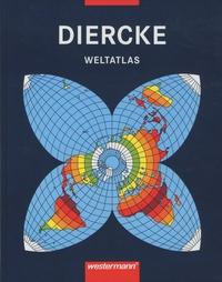 Collectif - DIERCKE WELTATLAS.