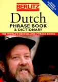 Collectif - DUTCH PHRASE BOOK AND DICTIONARY. - Second edition.