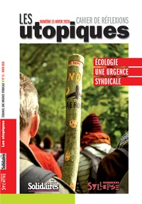 Collectif Collectif et  Collectif - Écologie, une urgence syndicale.