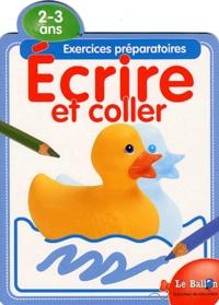 Ecrire et coller. Exercices préparatoires 2-3 ans.pdf