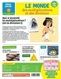Collectif - Editions spéciale : LE MONDE des Multiplications et des divisions.