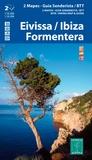 Collectif - Eivissa - Ibiza - Formentera 1/50.000 - 1/30.000.