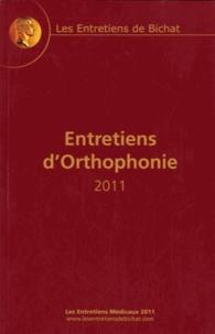 Collectif - Entretiens d'Orthophonie.