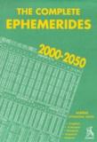 Collectif - Éphemerides, 2000-2050 - 0h TD.