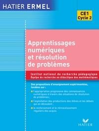 Collectif - Ermel - Apprentissages numériques et résolution de problèmes CE1.