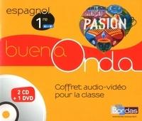 Espagnol 1re A2 + B1 Buena Onda - Coffret audio vidéo pour la classe.pdf