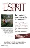 Collectif - Esprit Juillet 2015 - Le partage, une nouvelle économie ?.