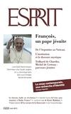 Collectif - Esprit Juin 2015 - François, un pape jésuite.