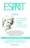 Collectif - Esprit mars-avril 2016 - Colères.