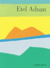 Collectif - Etel Adnan.