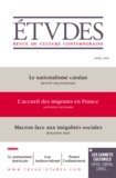 Collectif - Etudes N°4248, avril 2018 : .