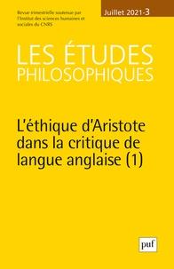 Collectif - Etudes philosophiques 2021, n.3.