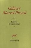 Collectif et Michel Raimond - Études proustiennes Tome  6 - Études proustiennes.