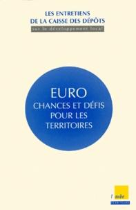 Ucareoutplacement.be Euro - Chances et défis pour les territoires, les entretiens de la Caisse des dépôts sur le développement local, 24 septembre 1998, Pari Image