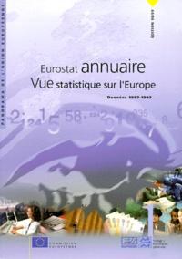 Openwetlab.it EUROSTAT ANNUAIRE. Vue statistique sur l'Europe, Données 1987-1997, Edition 98/99 Image