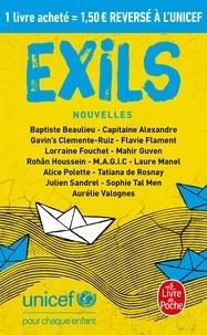 Epub ebooks télécharger gratuitement Exils  - Unicef par  CHM RTF iBook 9782253180609 en francais