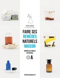Livre de téléchargement pdf Faire ses remèdes naturels maison par